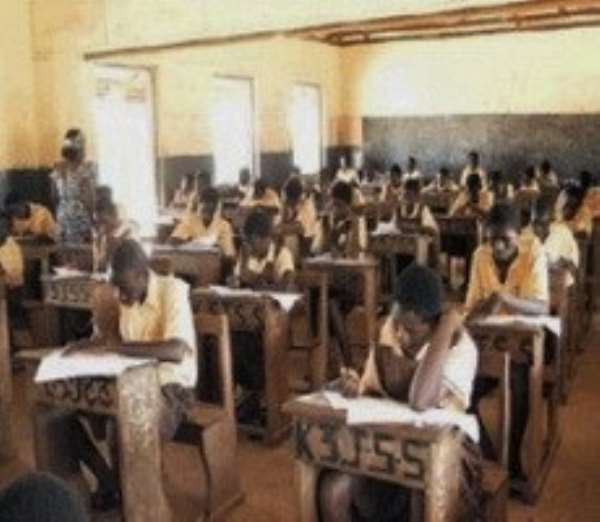 GES vows to sanction school authorities who register unqualified BECE candidates
