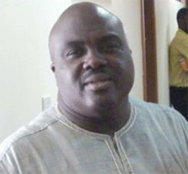 Erstwhile Chief of Staff, Mr Julius Debrah