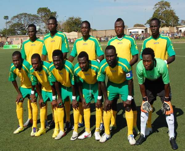 Ebusua Dwarfs defeated Heart of Lions