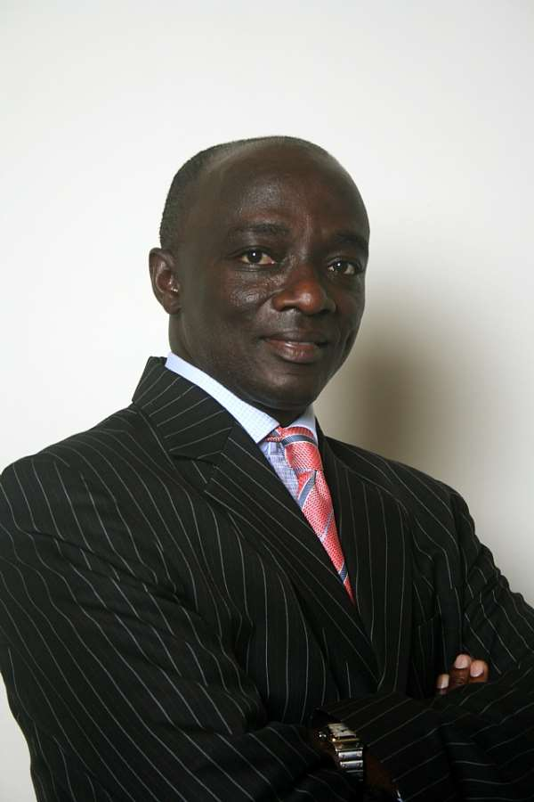 """""""PLANNING AND IMPLEMENTATION – THAT IS WHAT TURNS NATIONS INTO GREAT SPORTS COUNTRIES"""" SAYS EDWARD BOATENG, EXECUTIVE CHAIRMAN OF GLOBAL MEDIA ALLIANCE"""