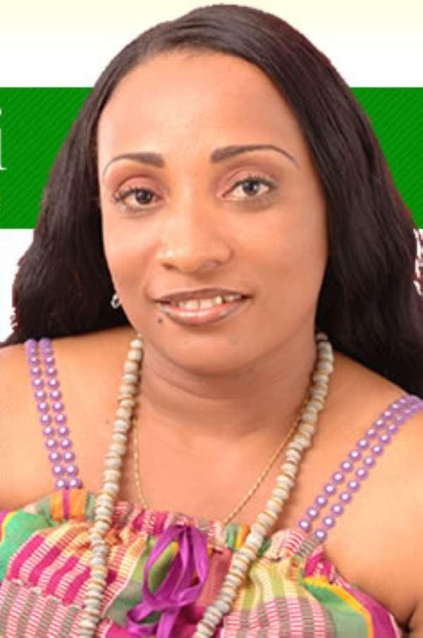Mrs Zita S Okaikoi, Minister of Information