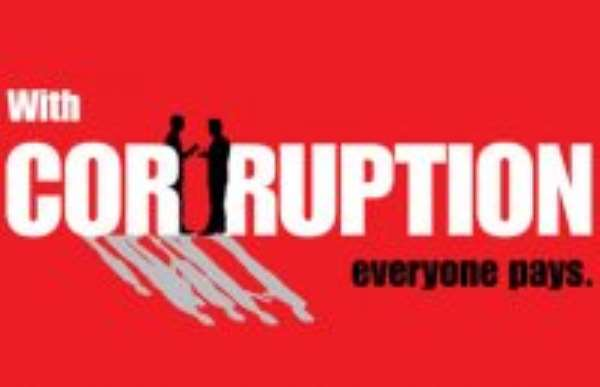 Corruption in Africa a serious challenge - GII