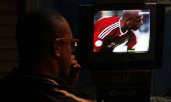 Ghana's 6-1 Thumping Of Egypt In World Cup Playoffs Leaves Egyptians In Mourning State