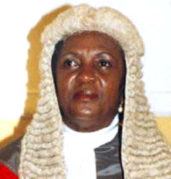 Chief Justice appoints Chief Registration Review Officers