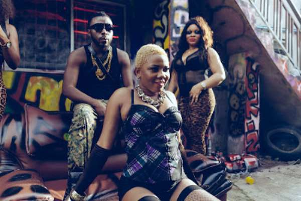 EXCLUSIVE PHOTOS From Samklef and Terry G's Video Shoot for 'Display