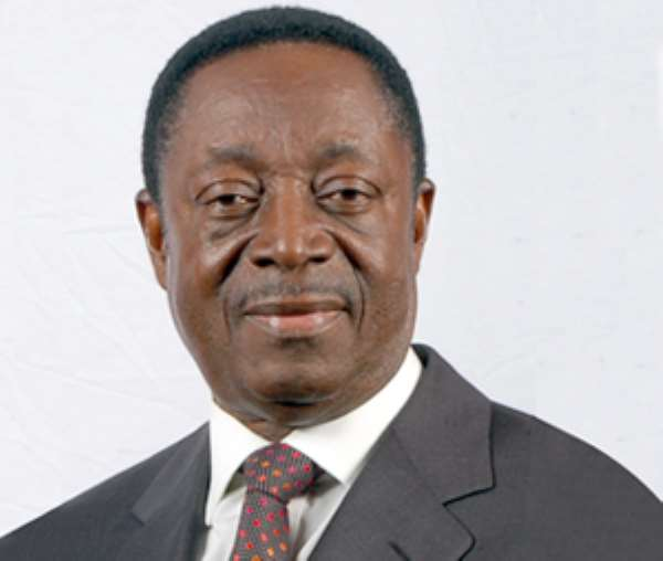 Dr. Kwabena Dufuor, Finance Minister and Economic Planning