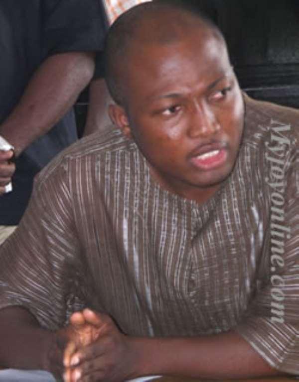 Sam Okudzeto Ablakwa, Deputy Information Minister