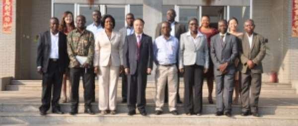 China helping to train human resource