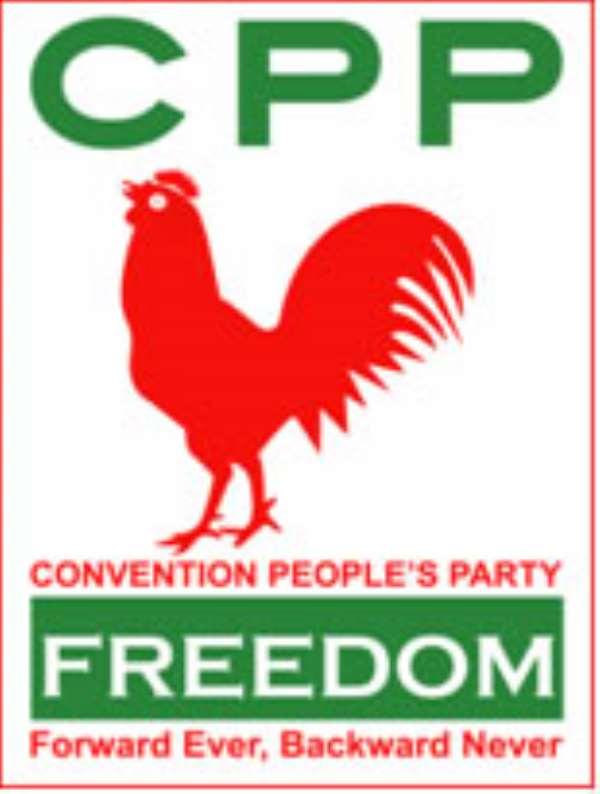 CPP Flag-bearer aspirant invokes Nkrumah's spirit