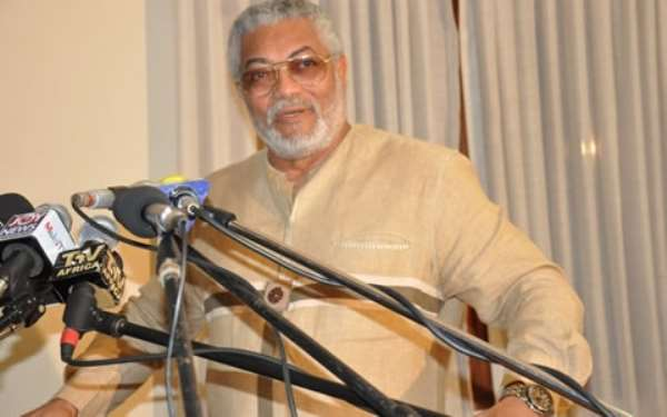 Stop Playing Politics With The Legacy Of Late President Rawlings—Group Warns