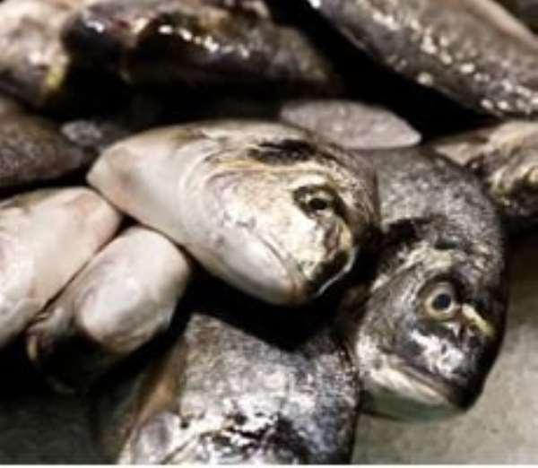 FDB seizes unwholesome fish