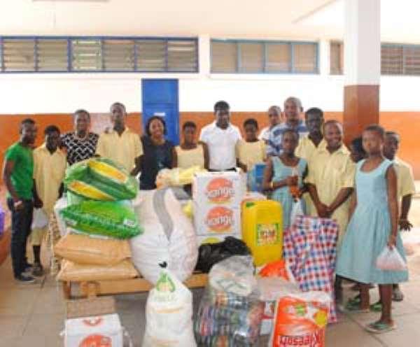 Kenzo's Place Supports Dzorwulu Special School