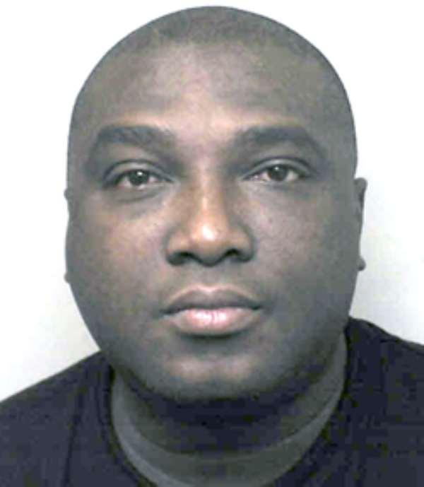 JAILED! Dominic Owusu