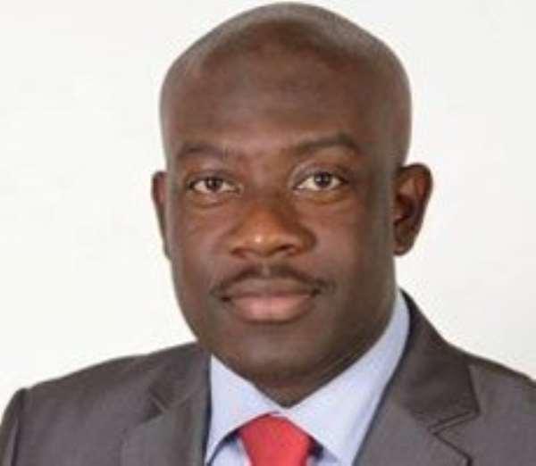 NPP chairman apologises to Kojo Oppong Nkrumah