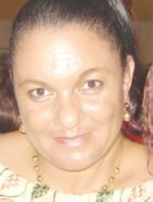 Hannah Tetteh, Minister of Trade and Industry