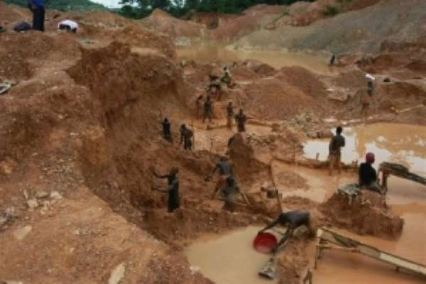 Stop galamsey now to save the future  -GMA