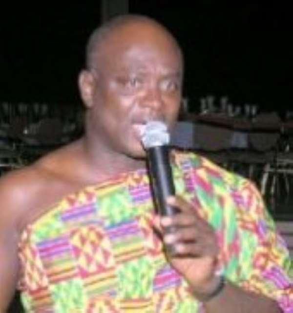 Mr Kojo Bonsu