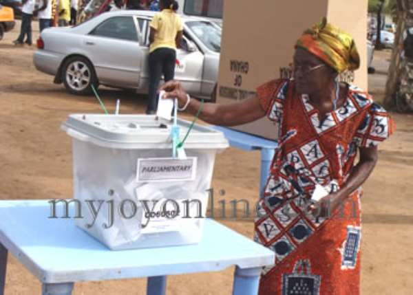 Electoral areas to be reformed-Kantanka