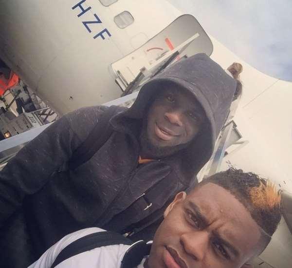 Elvis Manu has returned to the Netherlands