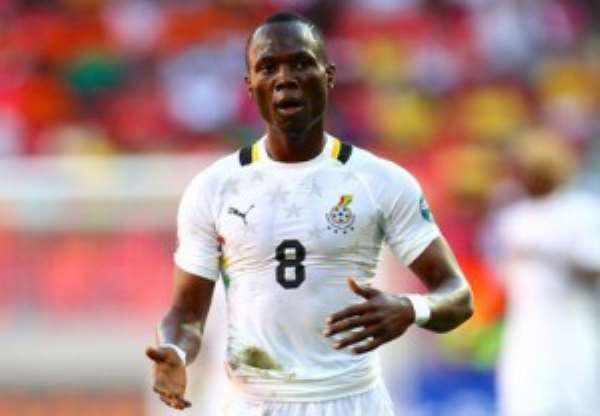 Agyemang-Badu set to captain Ghana ahead of Mozambique qualifier today