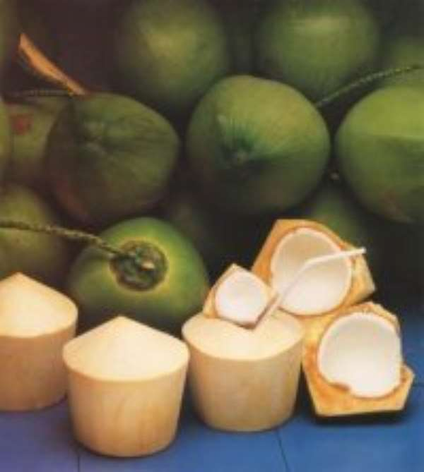 Coconut Water: May Be Useful For Blood Transfusions, crushes Kidney Stones, Cardioprotective & fight Cancer