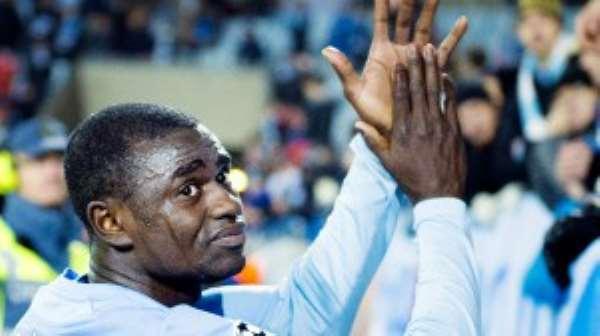 Overlooked Ghanaian midfielder Adu Kofi still keen on Black Stars call-up