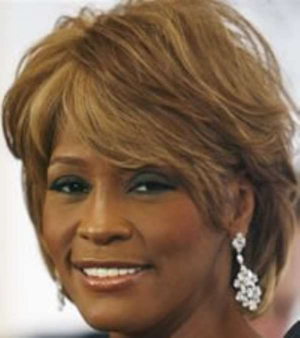 Whitney Houston makes a come back after seven years