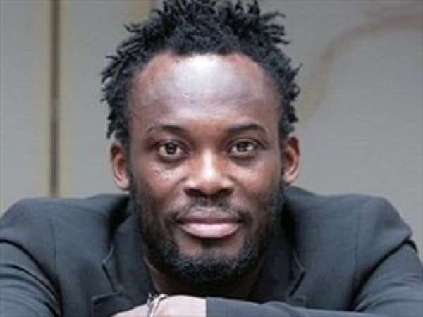 Ghana midfield supremo Michael Essien admits being frustrated with injuries at Panathinaikos
