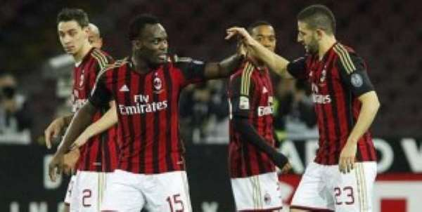 Michael Essien captains Black Stars in friendly against Holland tonight