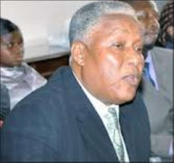 E.T Mensah slams NPP housing record
