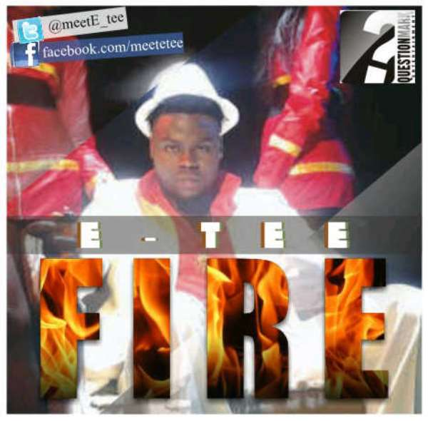 SPANKING NEW SINGLE BY QUESTIONMARK ARTIST, E-TEE -