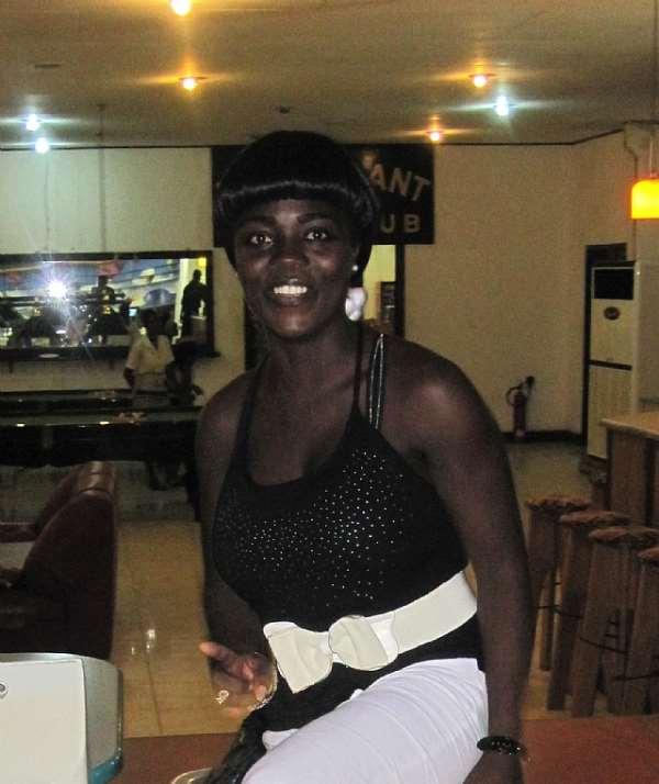 Eunice Boateng, Who Is On The Run