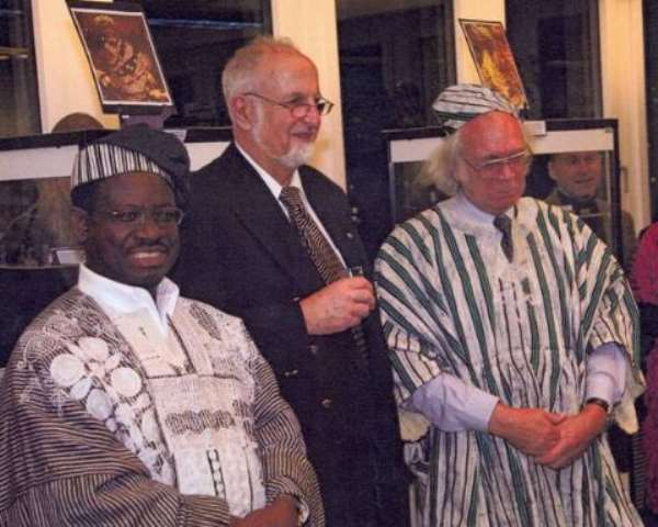 GHANA'S GOLDEN JUBILEE CELEBRATION IN SWITZERLAND BEGINS WITH A BANG