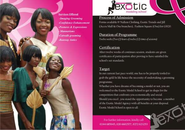 Exotic Modeling School Launched!