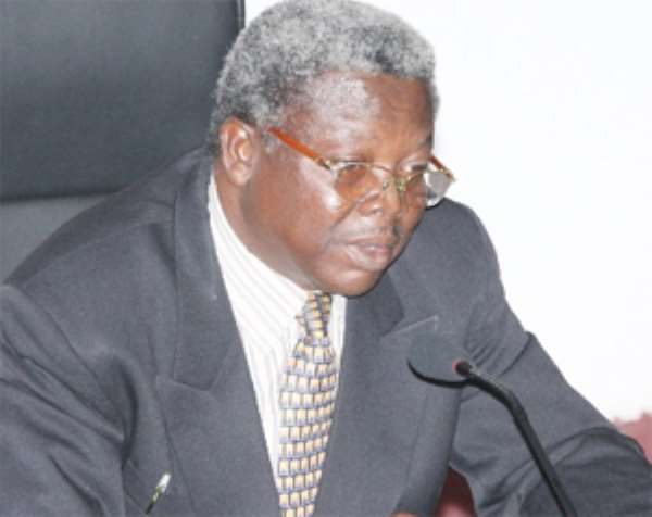 MoFA Lawyer Grilled At Judgement Debt Commission