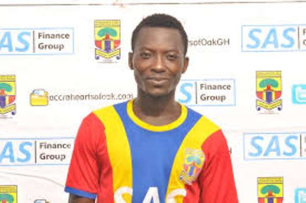 SHOCKER: Abanga didn't sign for any club because he was unaware of transfer deadline