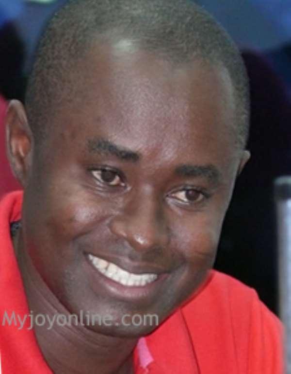 James Agyenim Boateng, deputy Information Minister