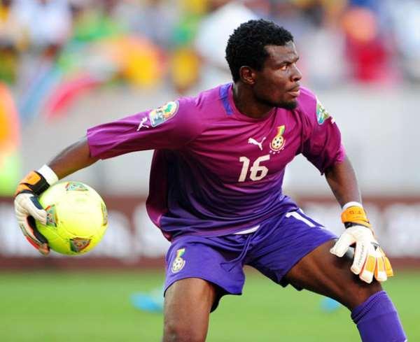 Ghana Has Goalkeeping Problems—Abukari Damba