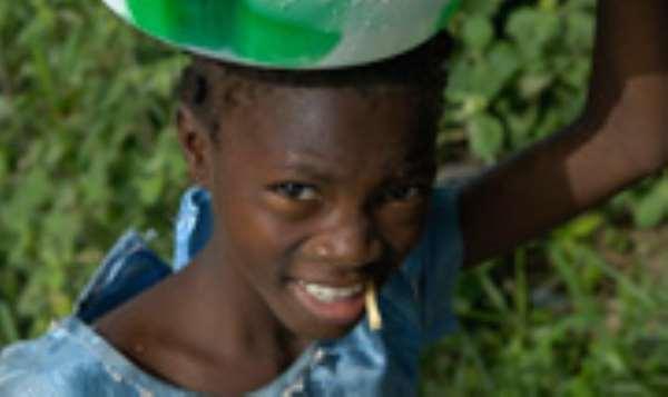 As Ghana Grows, Demand for Water Follows