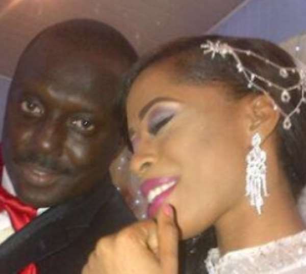 Actor Femi Brainard Weds Uche Nwokocha [Pictures]