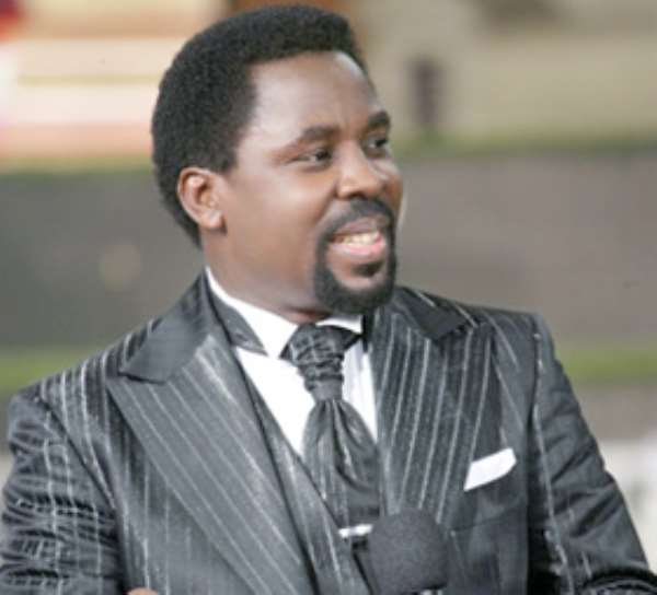 OPINION: Prophet T.B. Joshua And The Bias Of The Nigerian Media