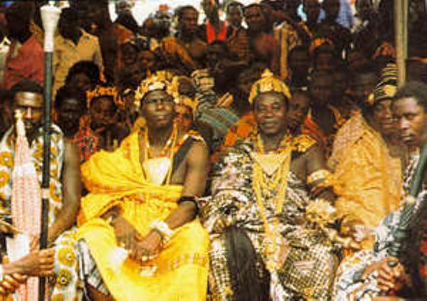 Ministry to resolve all chieftaincy problems