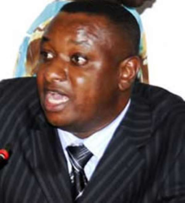 LAGOS LAWYER,FESTUS KEYAMO 'S DIVORCE DRAMA