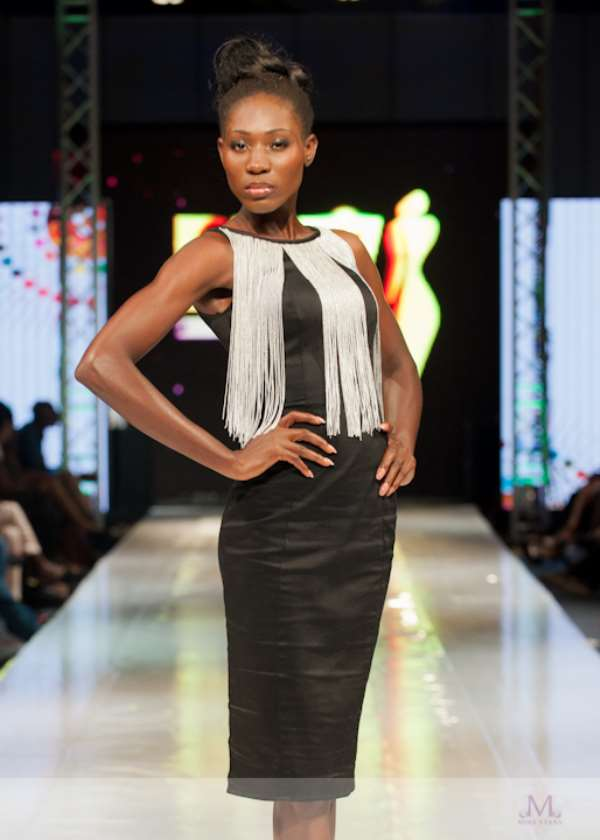 """""""FINURA"""" THE CAPSULE COLLECTION AT GLITZ AFRICA FASHION WEEK 2012"""