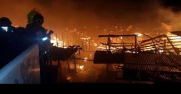 Devastating Fire Kills Three