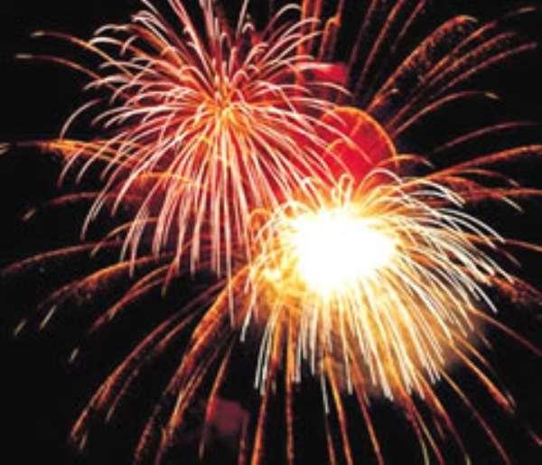 Australia Burns: Fireworks, Bush Fires and Denial