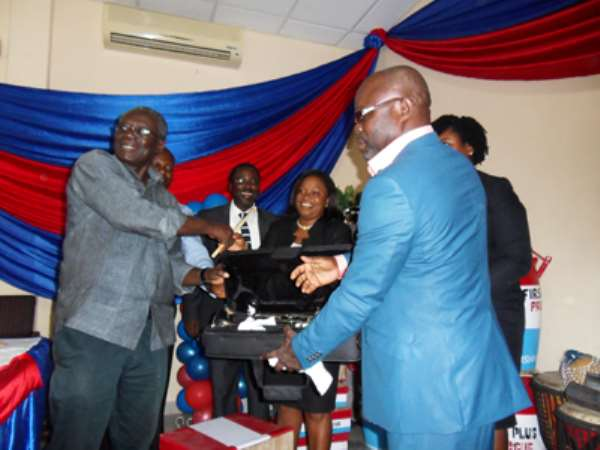 First Capital Plus Bank Supports 16 Clubs