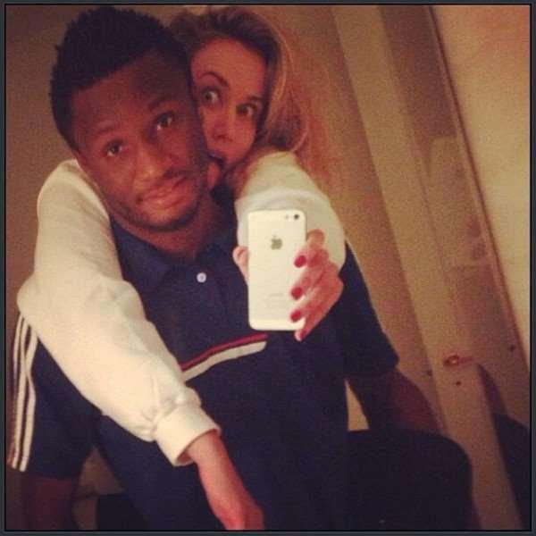 """I Am Begging Nigerian Girls To Leave My Girlfriend Alone""---Mikel Obi"