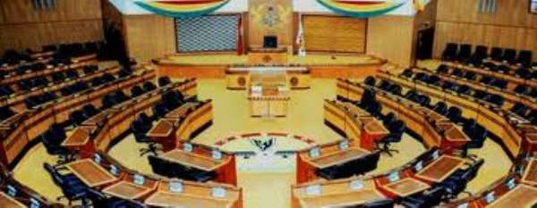 Parliament goes on recess for Christmas festivity