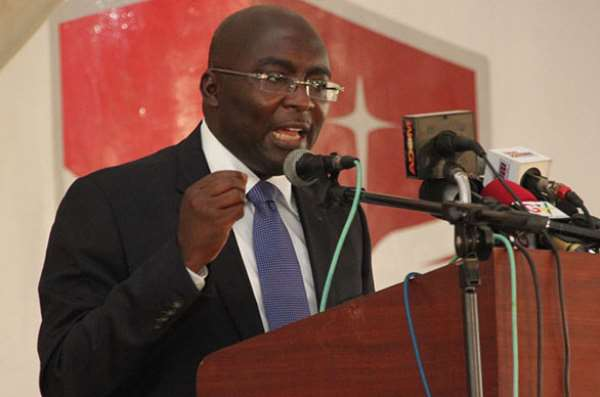 DR. Bawumia; The Unending NDC'S Headache